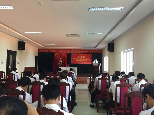 Hội nghị Đảng bộ Công ty Thủy điện Quảng Trị